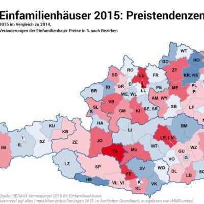 Einfamilienhaus-Preise_Ö-Karte nach Bezirken_2016-05-02_1a