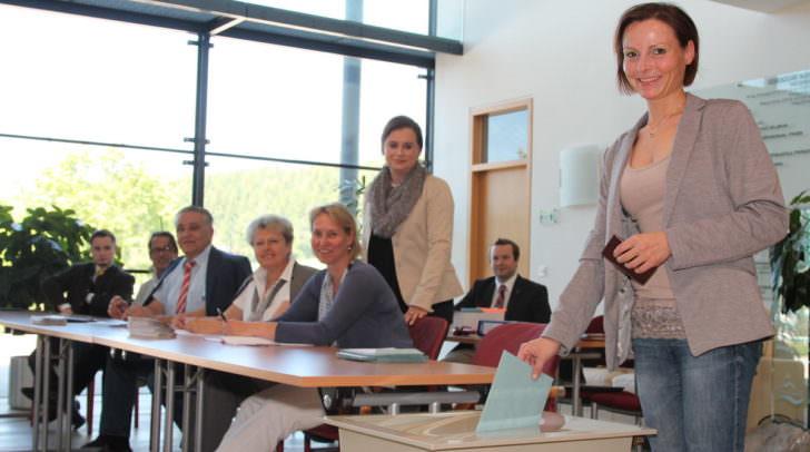 Rege Teilnahme in Wernberg – die Wahlbeteiligung beträgt hier 63,32 %