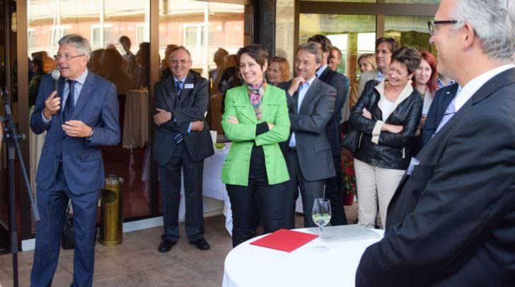LH Dr. Peter Kaiser bei der Auftaktveranstaltung in Pörtschach
