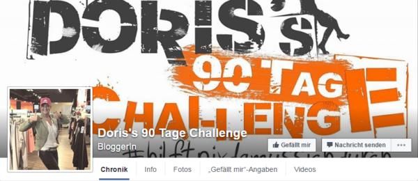Doris 90 Tage Challenge