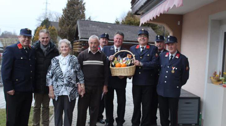 Feuerwehr, Geburtstag
