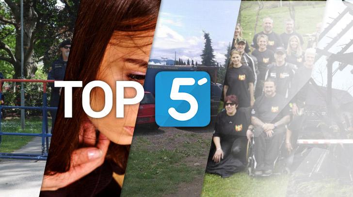 Unsere TOP 5 der Kalenderwoche 21