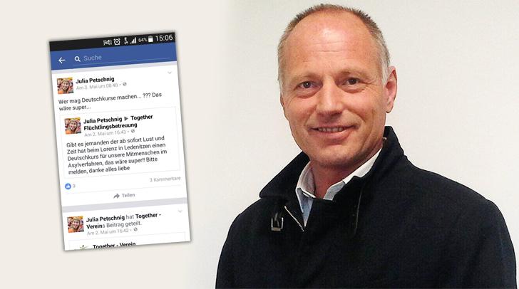GR Christian Puschan (FPÖ) befürchtet, dass in Ledenitzen ein weiteres Asylheim entsteht.