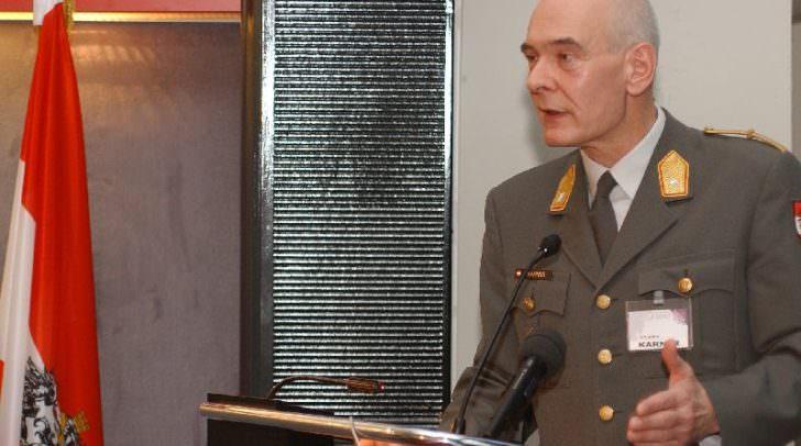 Sicherheitsexperte Gerald Karner kommt am 20. Mai nach Villach