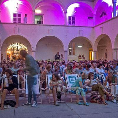 Open-Air-Kino - Ensemble PHACE (21.7.)