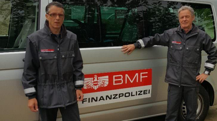Michael Schützer (links) und Eroll Fellner