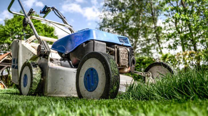 Gestritten wurde, weil der Nachbar am Sonntag seinen Rasen mähte.