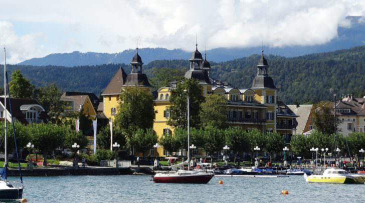 In Velden befindet sich das wohl bekannteste Casino