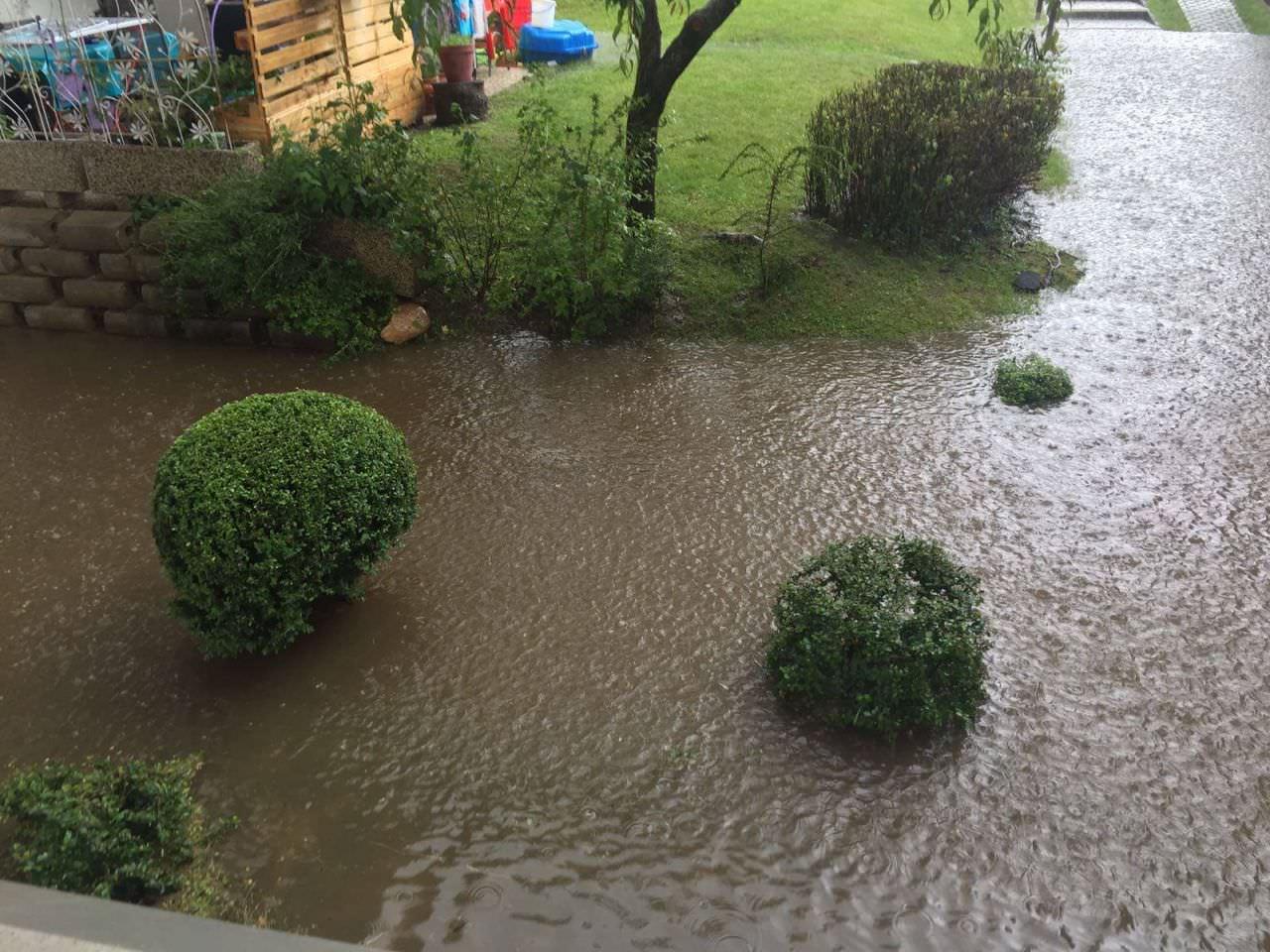 Überschwemmung: 67 männer im einsatz in treffen/ köttwein - 5, Badezimmer ideen