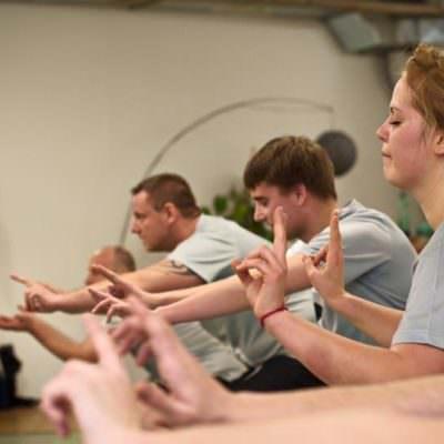 IWKA Wing Tjun basiert auf drei Schätze der chinesischen Kampfkünste: Philosophie, Gesundheit & Kampf