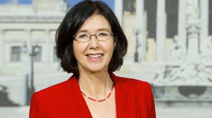 Christine Muttonen - Nationalratsabgeordnete Abgeordnetenporträt der 24. Gesetzgebungsperiode