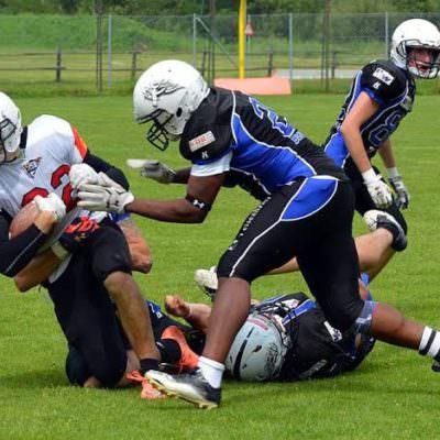 Carinthian Eagles Villach, Football
