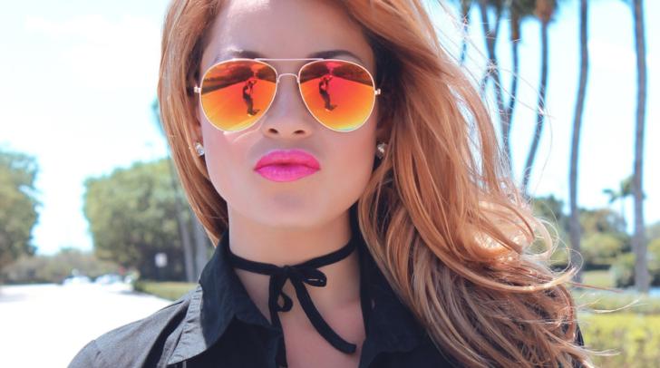 Die Sonnenbrille, DAS Mode-Accessoire im Sommer!