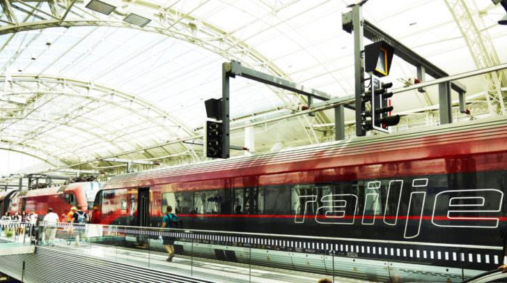 Guten Morgen Österreich jetzt auch im Railjet