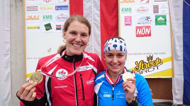 Marina Reiner und Antonella Fantoni