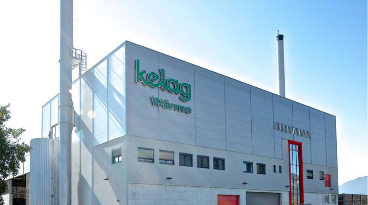 Biomasse-Heizwerk St. Agathen/Villach