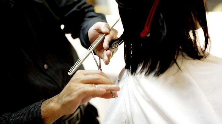 Friseur, Haare, Haarschnitt