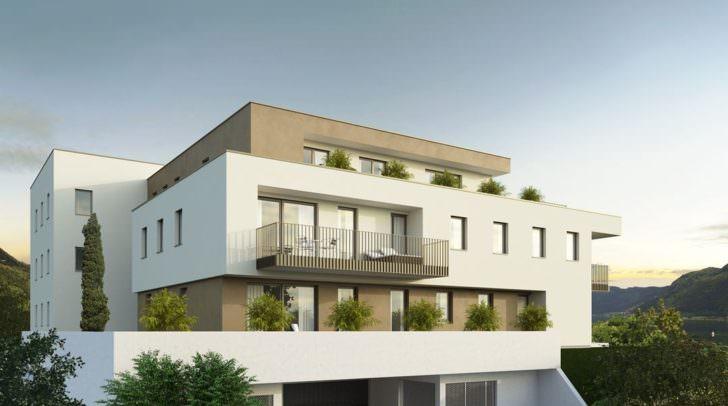 Und so wird das exklusive Bauwerk aussehen. Ganz oben könnte schon eure neue Penthousewohnung sein :-)