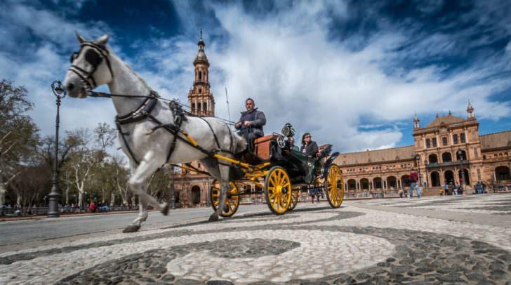 Sevilla in Spanien – Hier kommen auch Freunde der Kultur und Architektur auf ihre Kosten