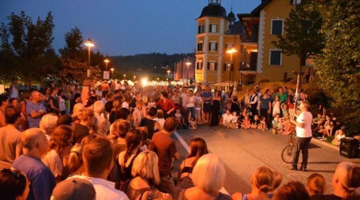Ab 13. Juli 2019 ist es soweit: Velden verwandelt sich wieder in eine erlebnisreiche Fußgängerzone!