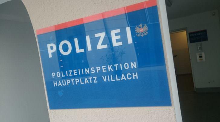 Polizei Villach Hauptplatz