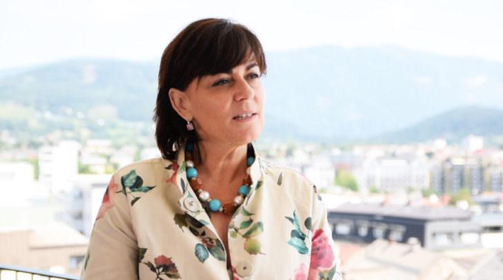 Mag.a Dr.in Petra Oberrauner geht als Wahlkreisspitzenkandidatin für die Draustadt in die Nationalratswahl