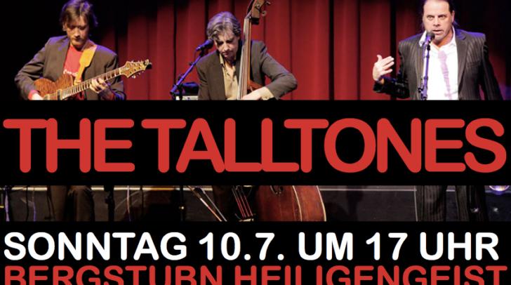 """""""The Talltones"""" sorgen für Stimmung vor dem Finale"""