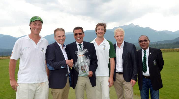"25-jähriges Jubiläum des ""Cricket Club Velden 91""!"