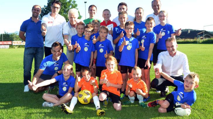 Ein sportliches Programm und Sprachkurse werden für die Kids angeboten