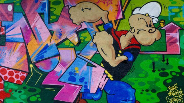 spinat popeye graffiti-771696_960_720