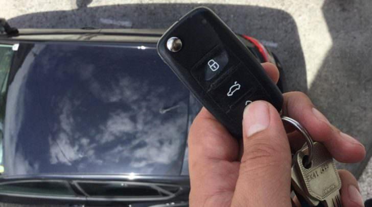 Digitaler Autoschlüssel
