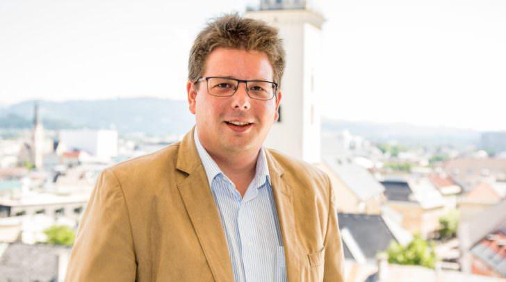 Christian Pober (ÖVP) forderte vor kurzem eine Abschaffung der Vergnügenssteuer für die Faschingsgilde.