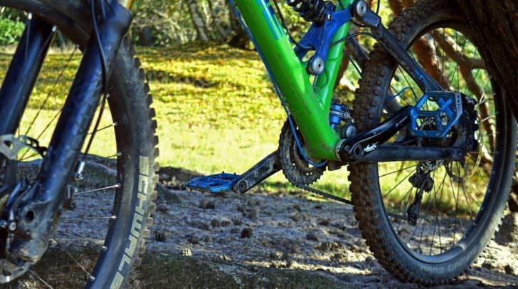 Fahrrad, Mountainbike