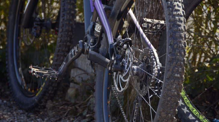 Das Mountainbike war vom 38-jährigen Besitzer versperrt im Fahrradkeller des Mehrparteienhauses abgestellt worden.