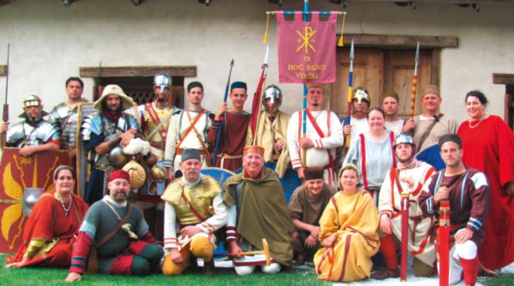 Die Römer-Ausstellung ist modern aufbereitet und interaktiv