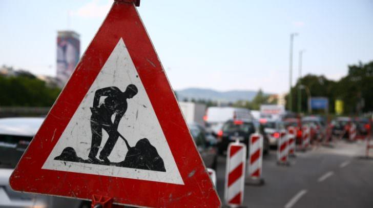 Entlang der Villacher Alpenstraße kommt es im Mai zu Verkehrsbehinderungen.