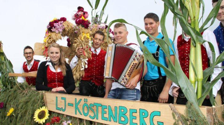 Die Landjugend Köstenberg freut sich auf euer Kommen.
