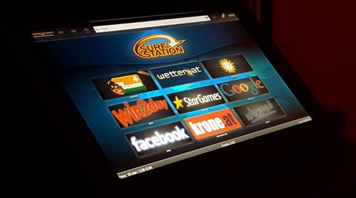 Bereits vergangene Woche wurden 21 illegale Glücksspielautomaten sichergestellt.