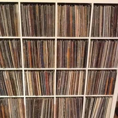 Schallplatten, Musik,