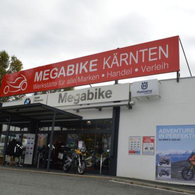"""Der Standort in der Maria-Gailer-Straße ist """"der"""" Treffpunkt für Motorradbegeisterte"""