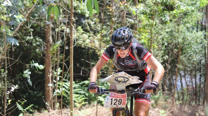 Marina Reiner, Bike