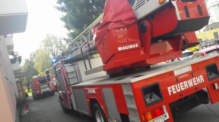 Feuerwehreinsatz in Völkendorf