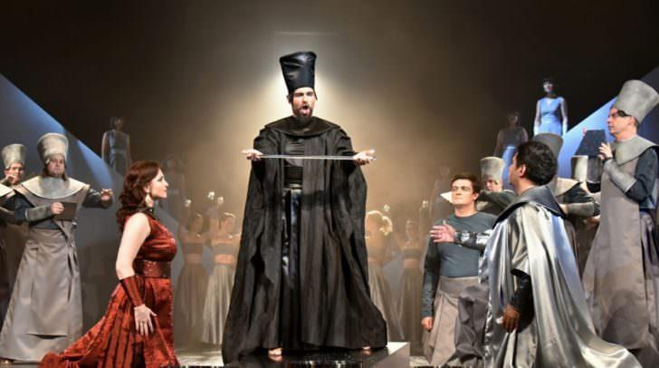 Divadlo FX Šaldy Liberec, AIDA, režie M. Tarant