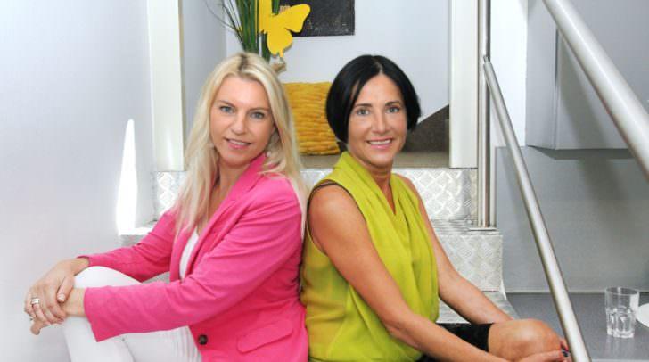 Silvia Katzdobler (re.) und Martina Klementin