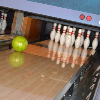 Bowling macht richtig Spaß!