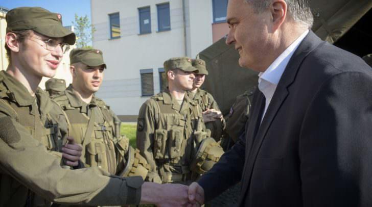 Bundesminister Doskozil