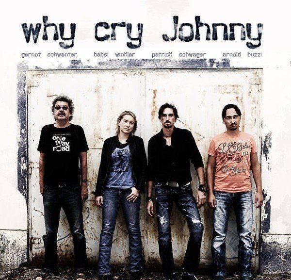 """Why cry Johnny"" macht den Start!"