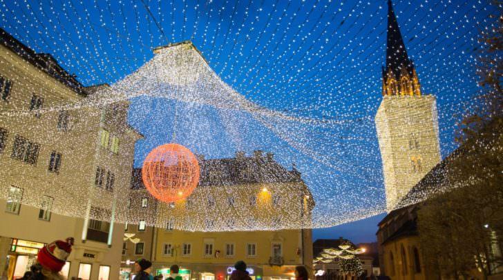 Der Villacher Advent wird am Sonntag, dem 2. Dezember, auf ORF 2 ins Bild gerückt.