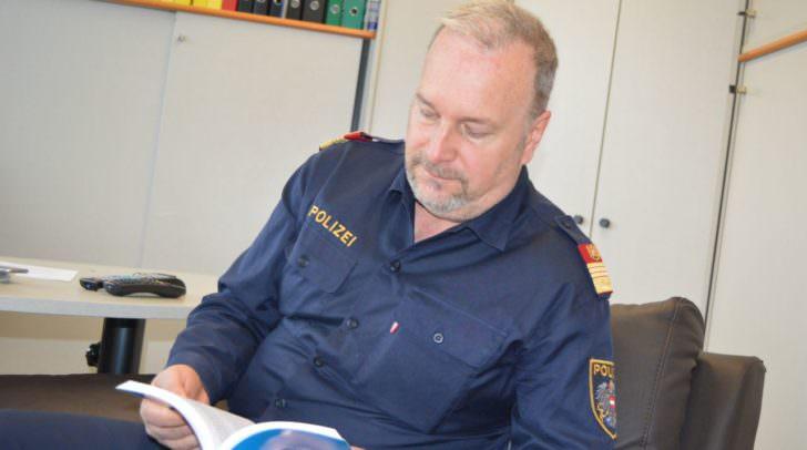 Erich Londer, Stadtpolizeikommandant Villach