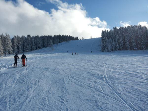 Traumhafte Pistenbedingungen erwarten die Schifahrer beim morgigen Saisonauftakt auf der Gerlitzen!